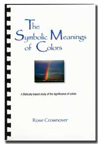 Symbolic Meaning of Colors
